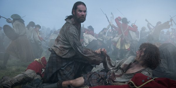 outlander murtagh jamie battle of culloden