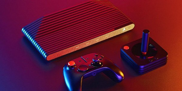 The Atari VCS.