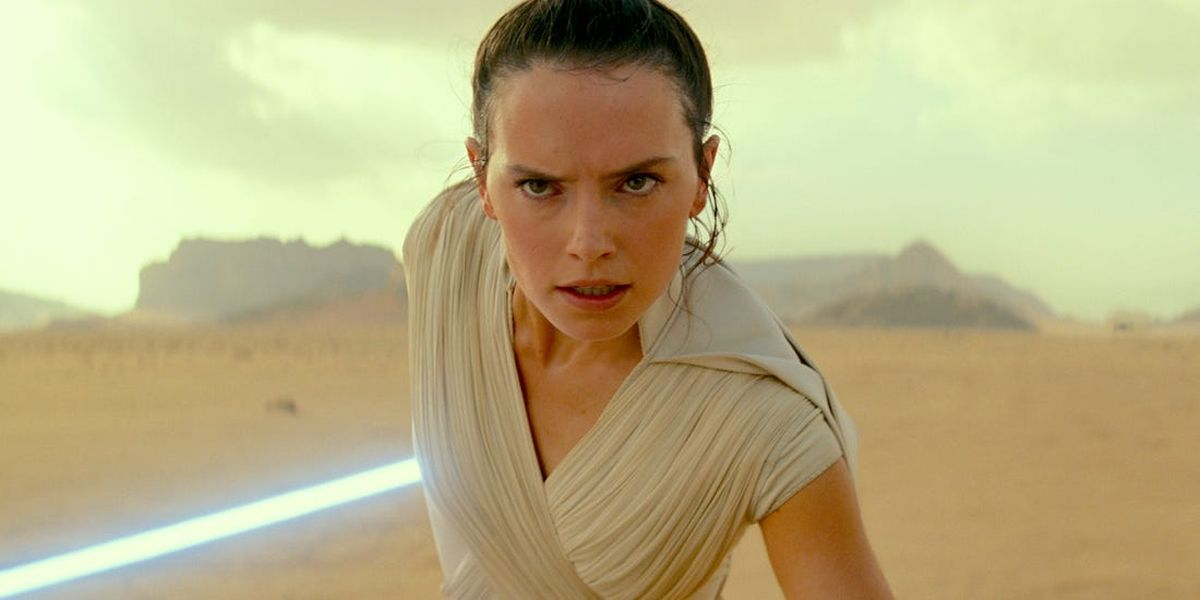 New Star Wars The Rise Of Skywalker Video Shows The Voices In Rey S Head Cinemablend
