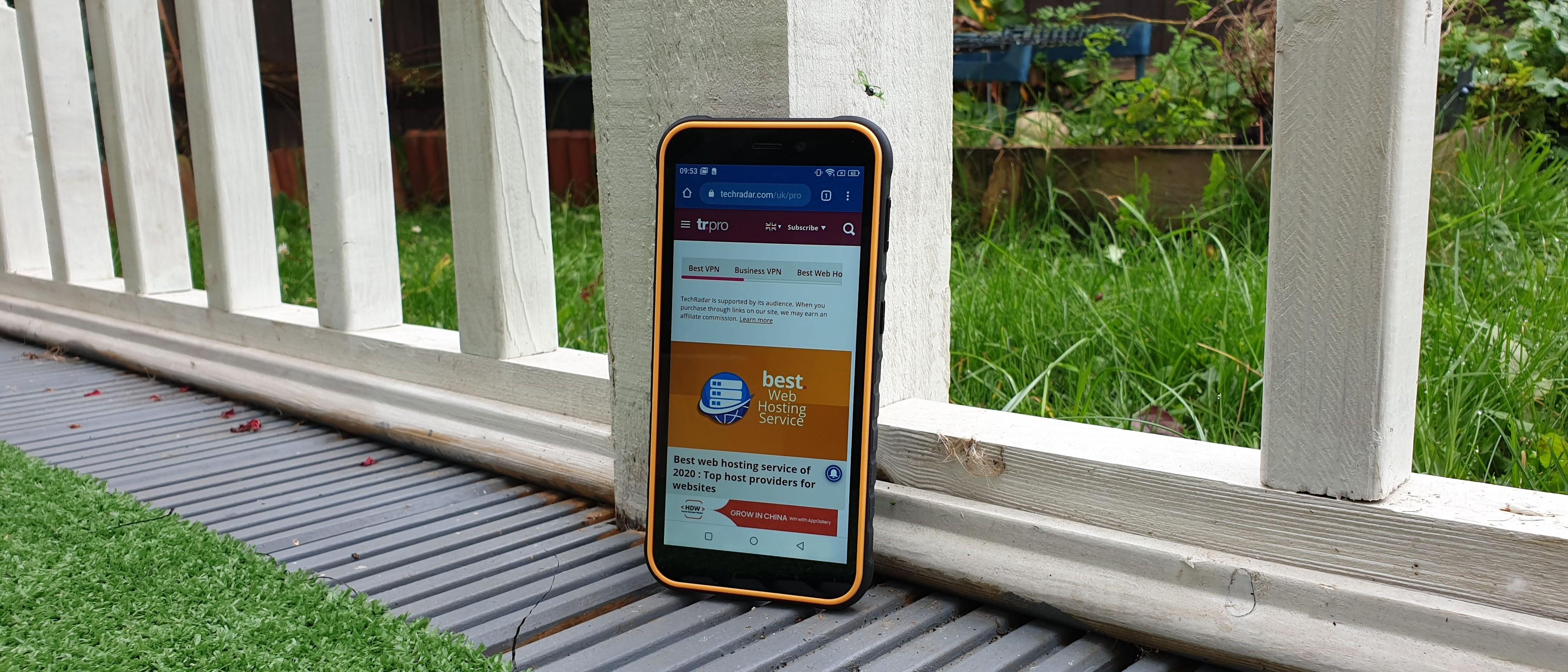 Ulefone Armor X8 Rugged Smartphone