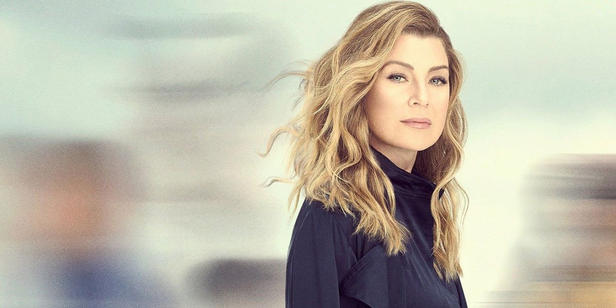 Grey's Anatomy official Season 16 poster with Ellen Pompeo 2020
