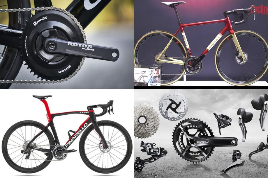 September's tech of the month: Eurobike special featuring Pinarello, Ridley, Shimano and Rotor