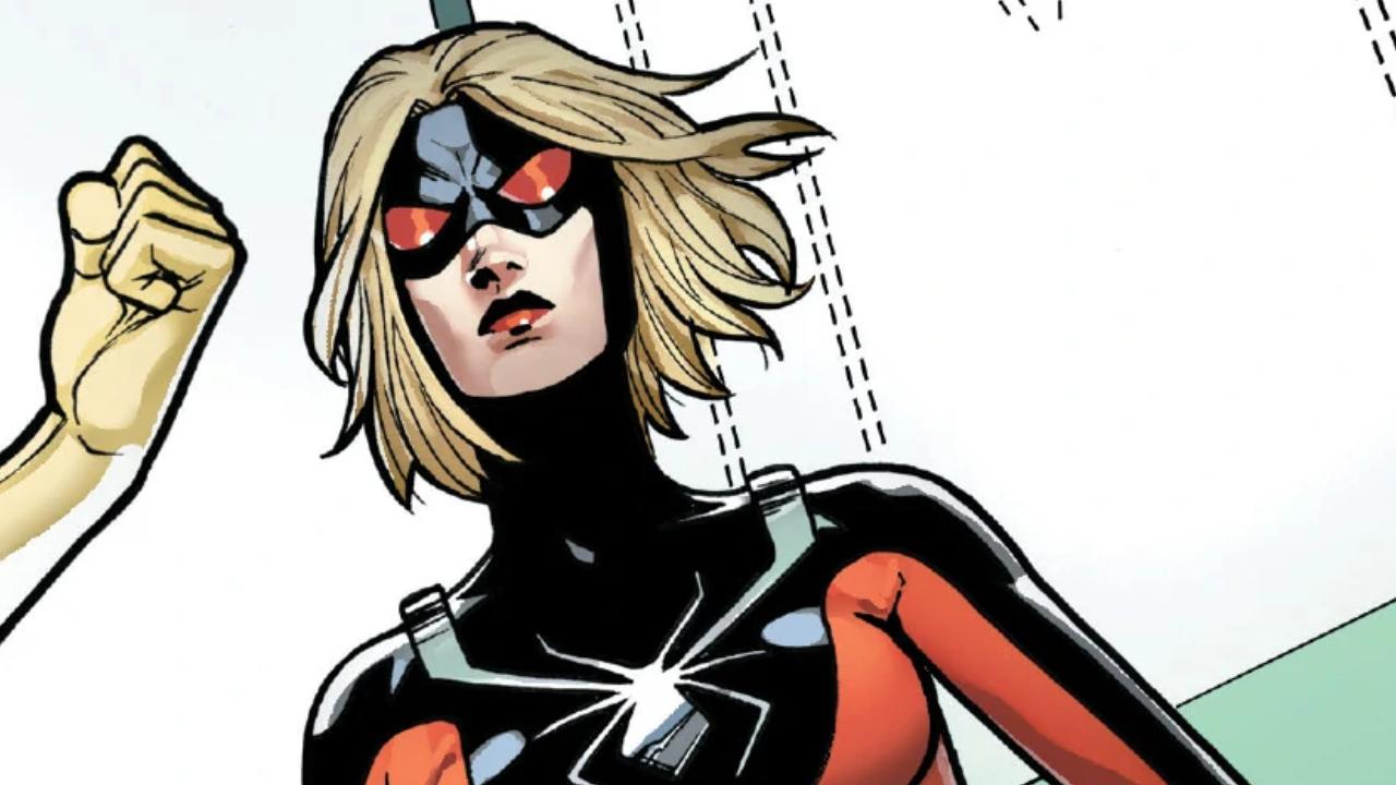 Spider-Woman's niece Rebecca Marchand