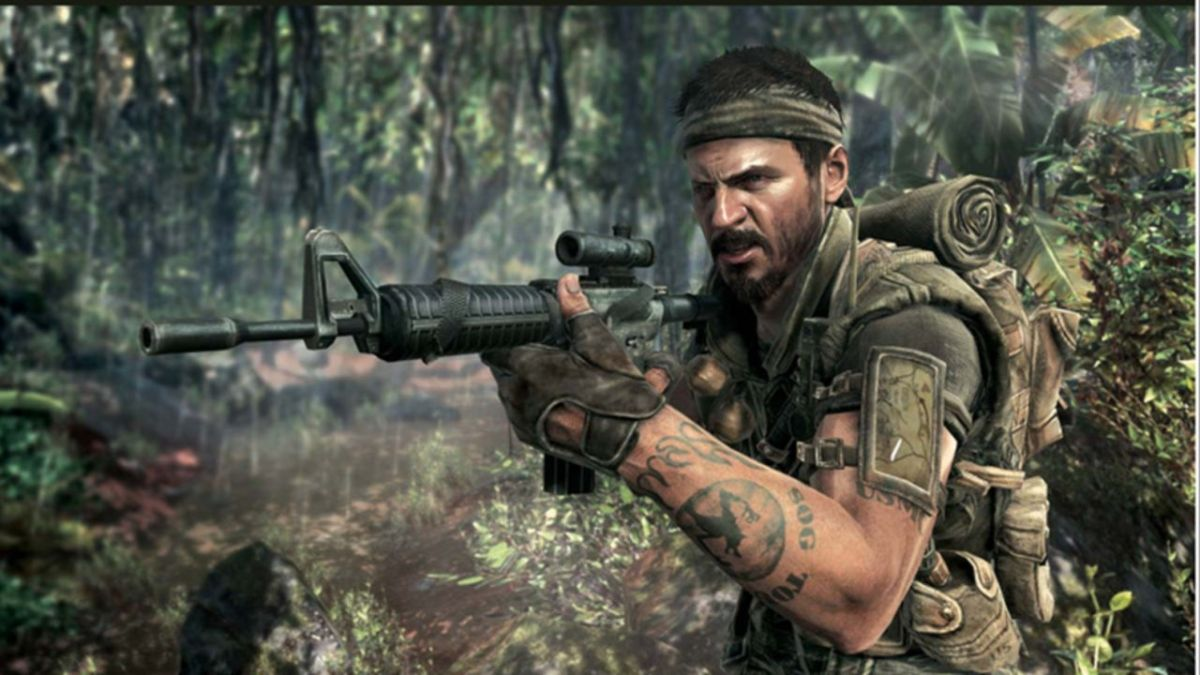 Call of Duty: Black Ops Cold War teaser discovered in Warzone - GamesRadar+