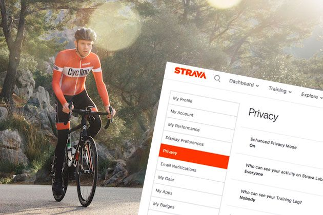 Strava privacy settings  How to use them - Cycling Weekly 361b4e2d3