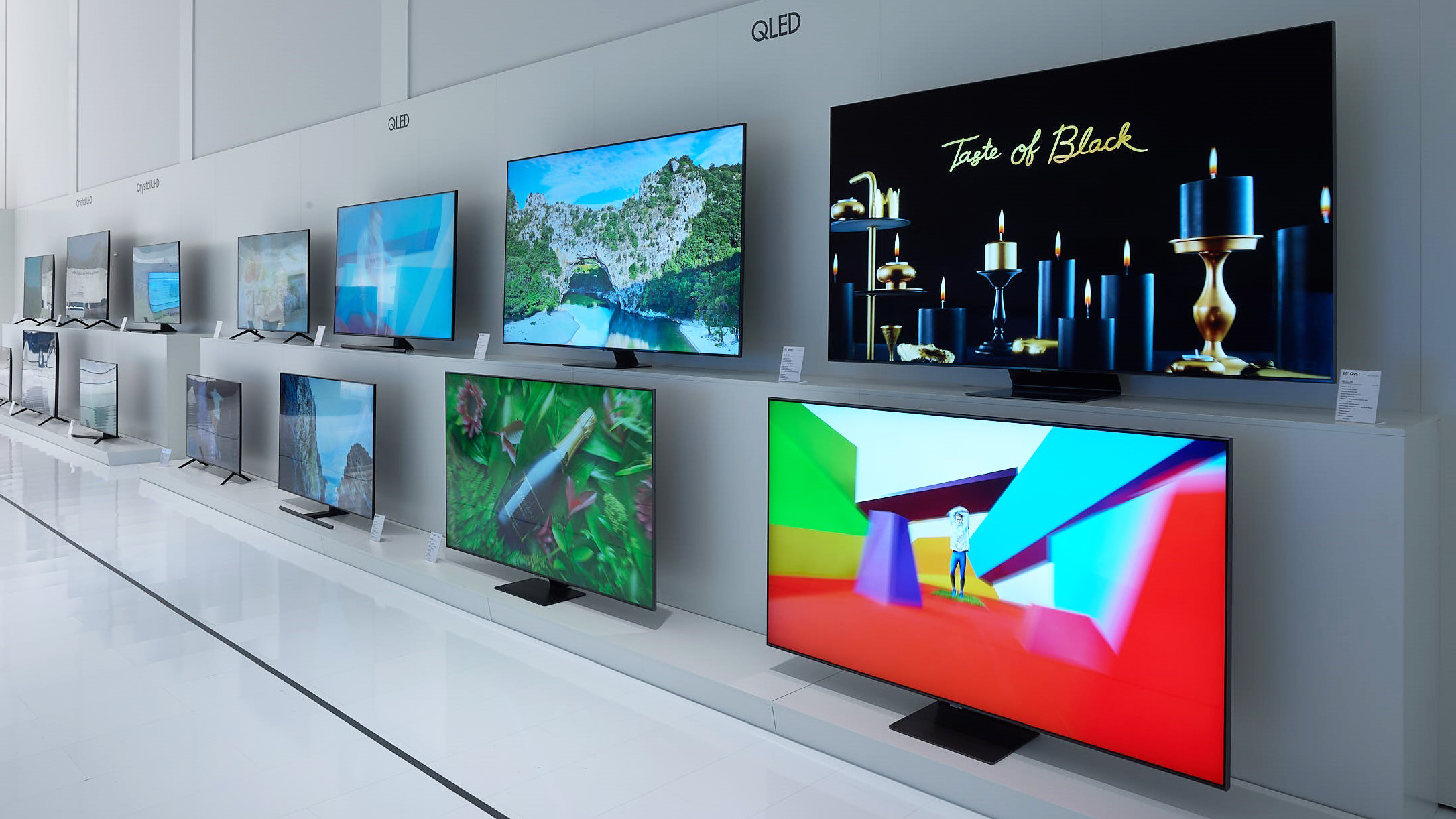 Best Samsung Tvs 2020 The Top Samsung 4k And 8k Tvs This Year Compared T3