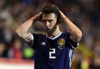 Scotland v Netherlands – International Friendly – Pittodrie