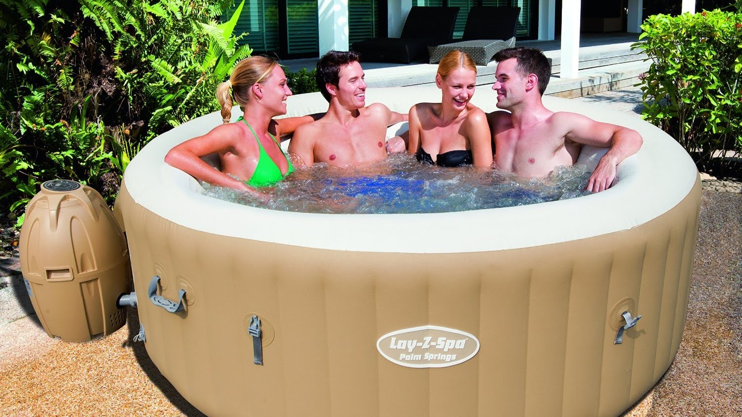 Best hot tubs 2018: the hot and wet spa essential for the swinging set | T3