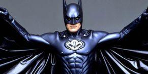 The Weird Reason Why Batman Had Rubber Nipples In The Joel Schumacher Movies