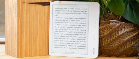Kobo Libra H2O Review in Progress: A Compelling Kindle