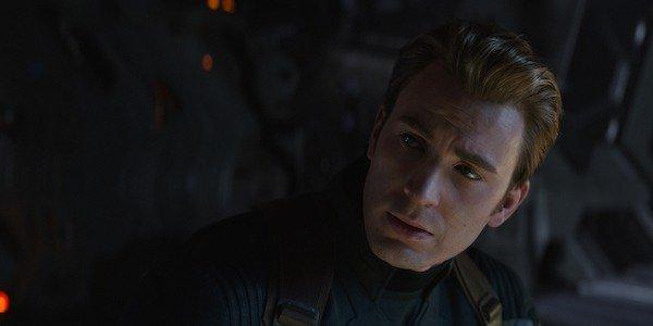Chris Evans - Avengers: Endgame