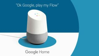 A picture of the Google Home smart speaker - free with BT broadband deals