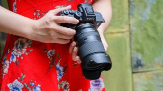 """Tamron 28-200mm f/2.8-5.6 Di III RXD is an """"epoch-making all-in-one zoom"""""""