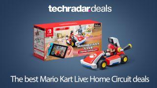 Mario Kart Live Home Circuit deals price sale