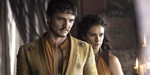 Game of Thrones Pedro Pascal as Oberyn Martell Ellaria Sand HBO