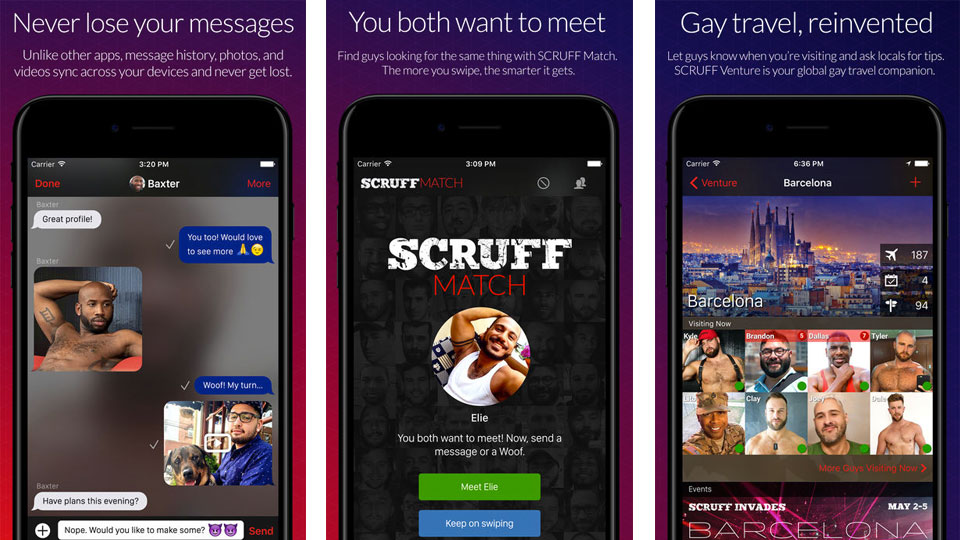 gay bear hook up app