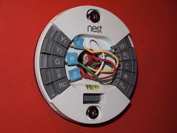 How To Install The Nest Thermostat Tom S Guide Tom S Guide