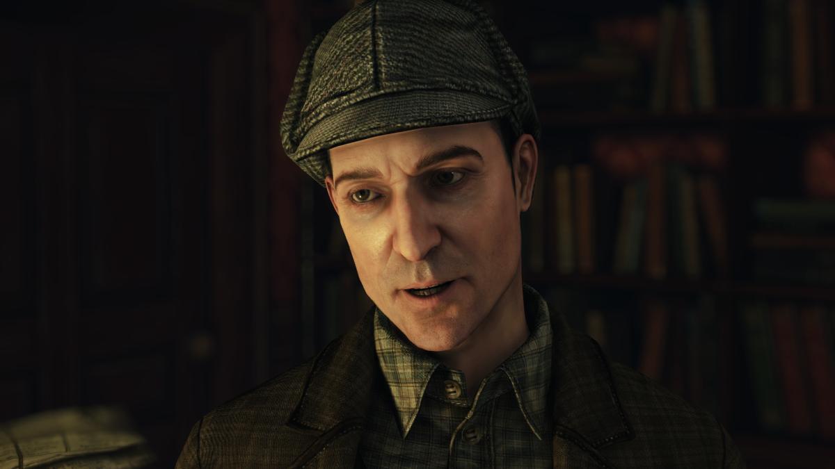 Get Frogwares' Sherlock Holmes series cheap on Steam