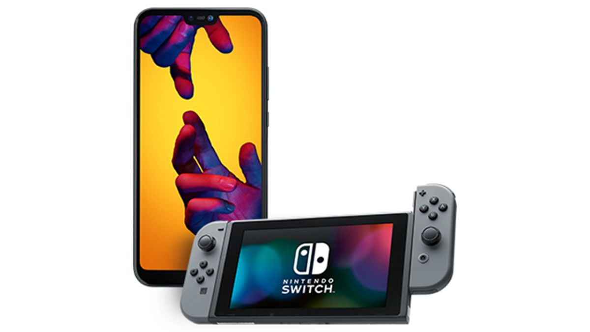 EE is giving away a FREE Nintendo Switch with select phone deals this Black Friday - but only until November 23