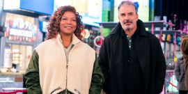 The Equalizer's Queen Latifah And More Stars Celebrate Season 2 Renewal