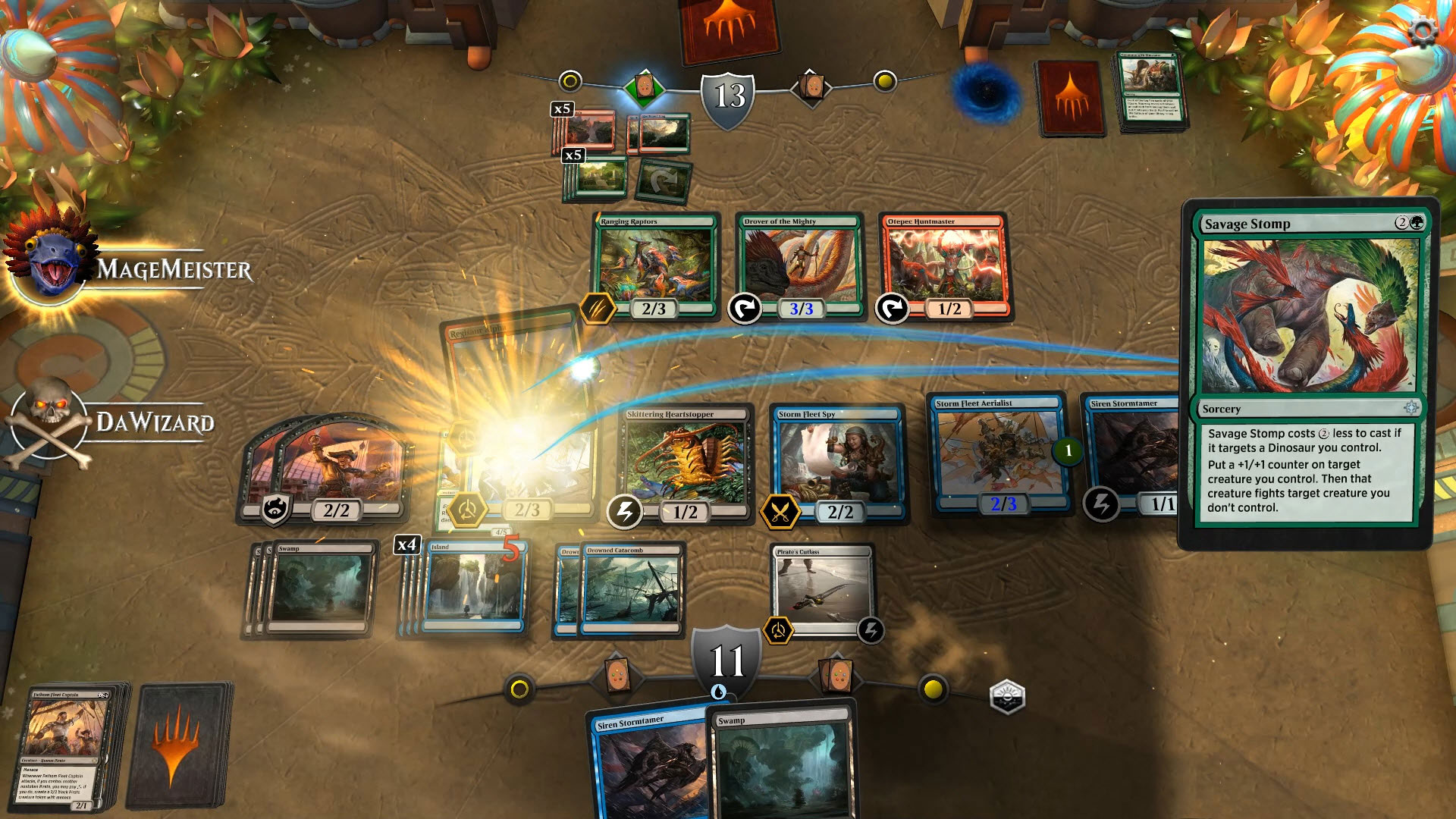 Magic: The Gathering Arena developers explain how it will hand out