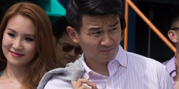 Ronny Chieng in Crazy Rich Asians