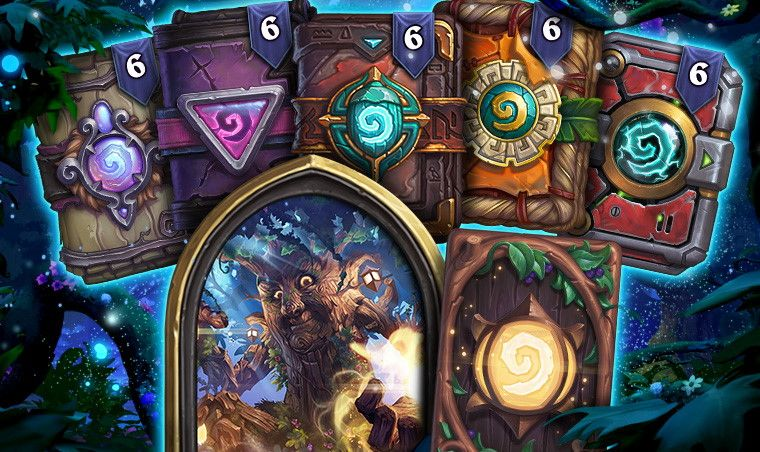 Hearthstone's Winter Veil festivities begin next week with a new Tavern Brawl and card bundle