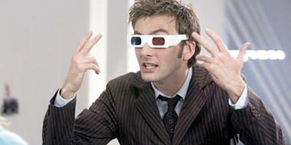 doctor who 3d glasses