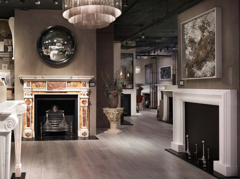 Chesneys New York showroom