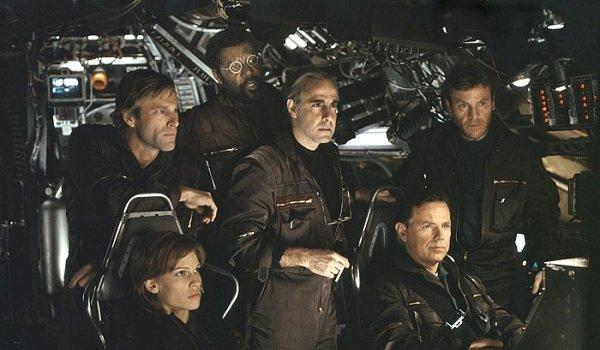 The Core cast