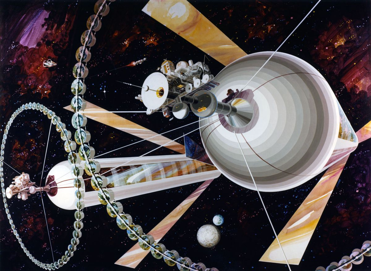 NASA Wants to Encourage Private Space Stations