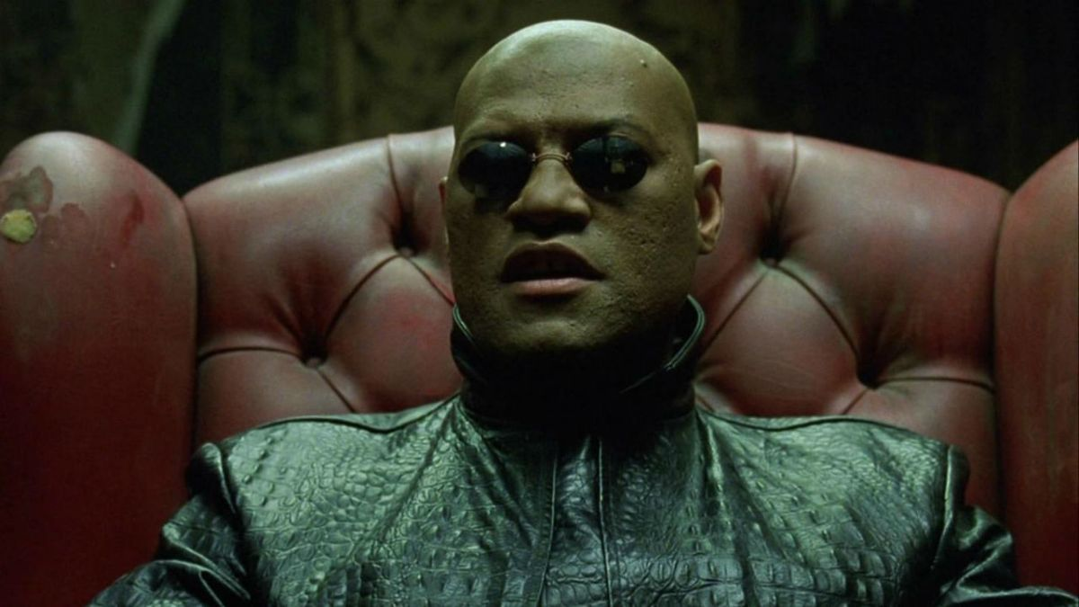 The Matrix 4 will reportedly include a younger Morpheus, despite Neo and Trinity's return