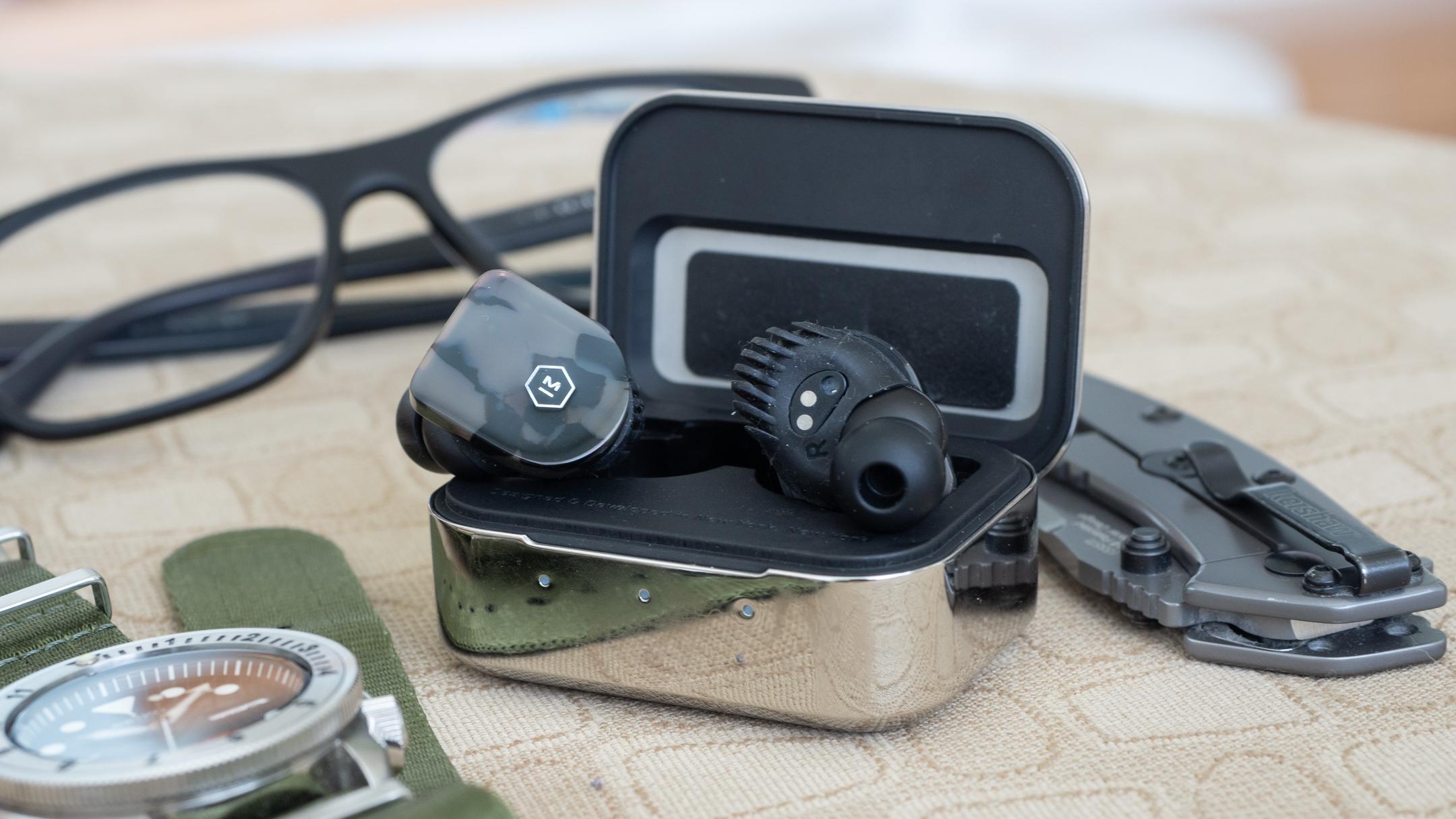Análisis Auriculares Master & Dynamic MW07 True Wireless