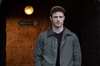 George Kiss played by Callum Kerr in Hollyoaks