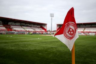 Hamilton Academical v Celtic – Ladbrokes Scottish Premiership – SuperSeal Stadium