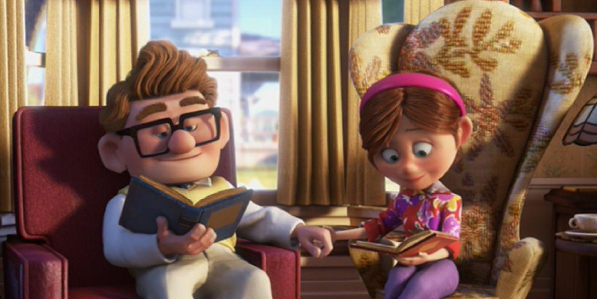 Pixar превратился в аниме, и это невероятно