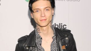 andy biersack announces uk solo tour louder