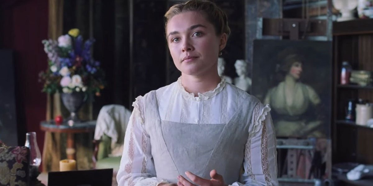 When Watching Little Women 2019 Florence Pugh Says There S One Thing You Should Look For Cinemablend