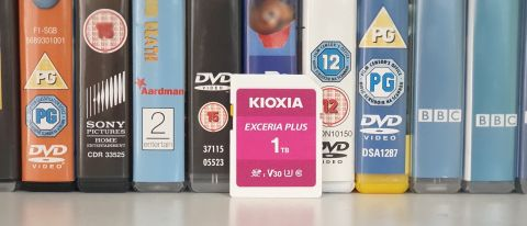 Kioxia 1TB Exceria Plus SD card