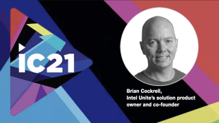 Brian Cockrell, Intel Unite solution product owner and co-founder shares what to expect from Intel during InfoComm 2021.