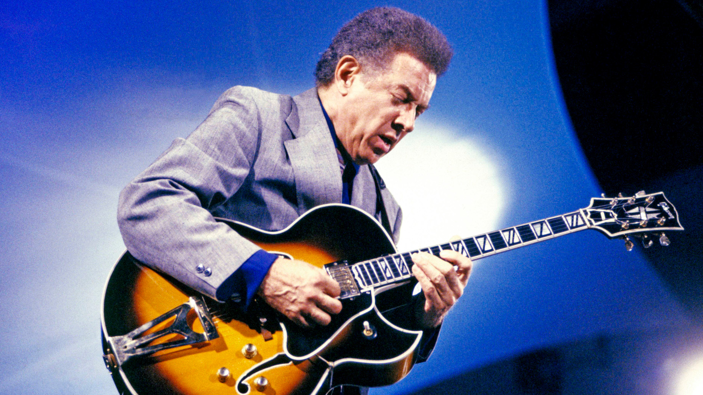 5 guitar tricks you can learn from Kenny Burrell | MusicRadar