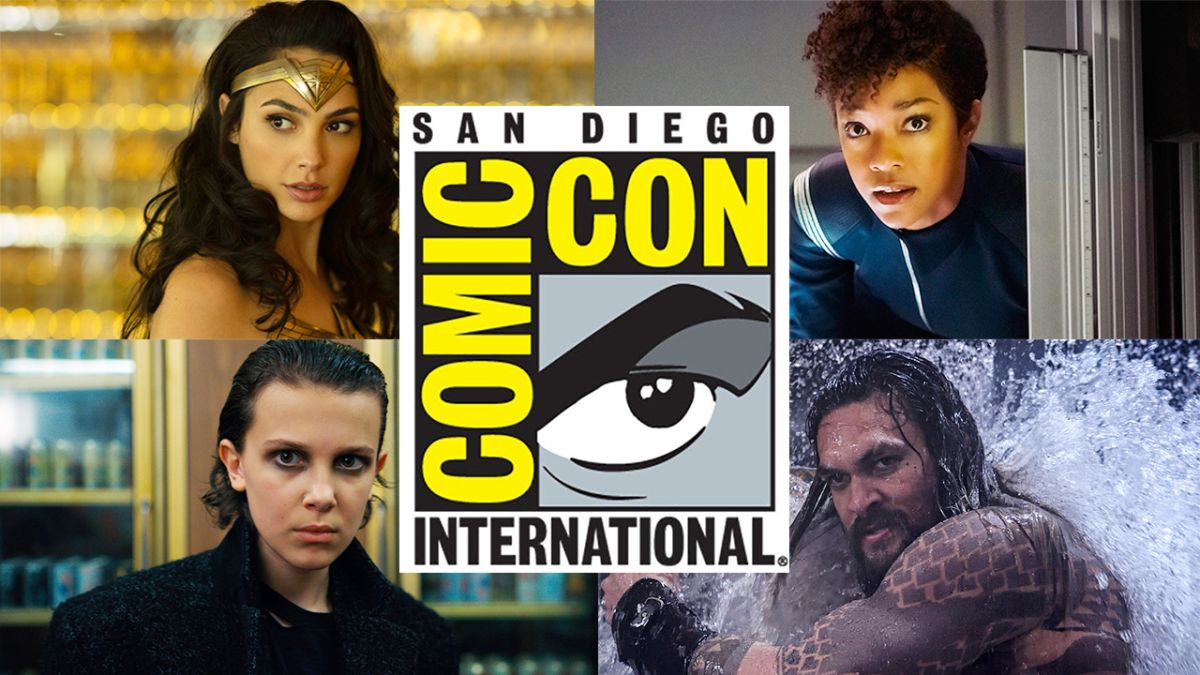 Everything you missed from San Diego Comic Con 2018