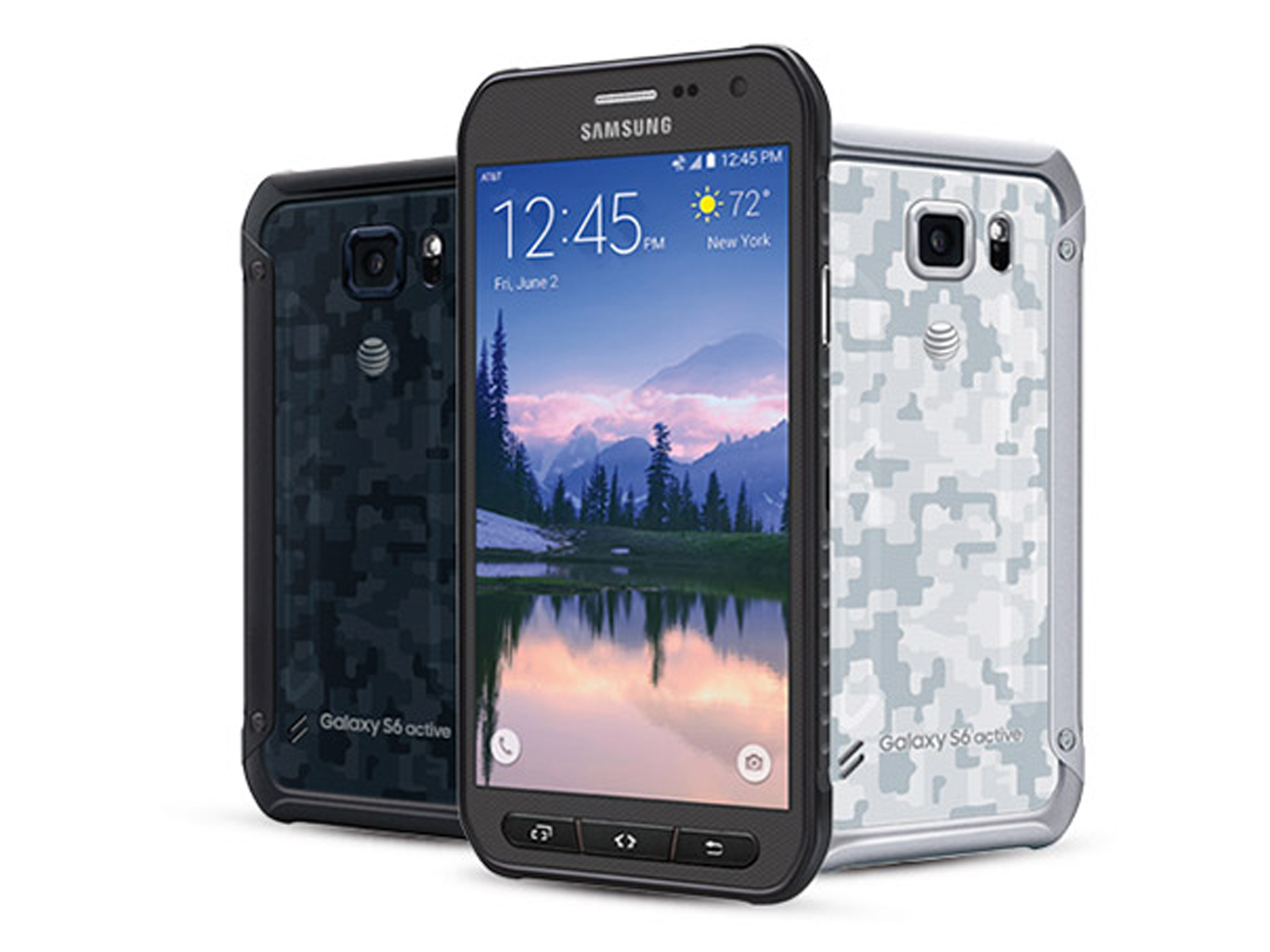 hot sale online 92b97 baa02 Samsung Galaxy S6 Active Review: Nearly Indestructible | Tom's Guide