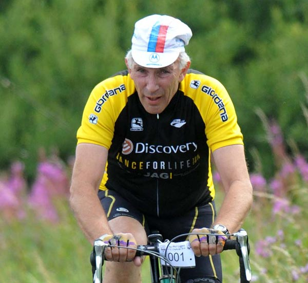 Phil Liggett, CTC Challenge ride