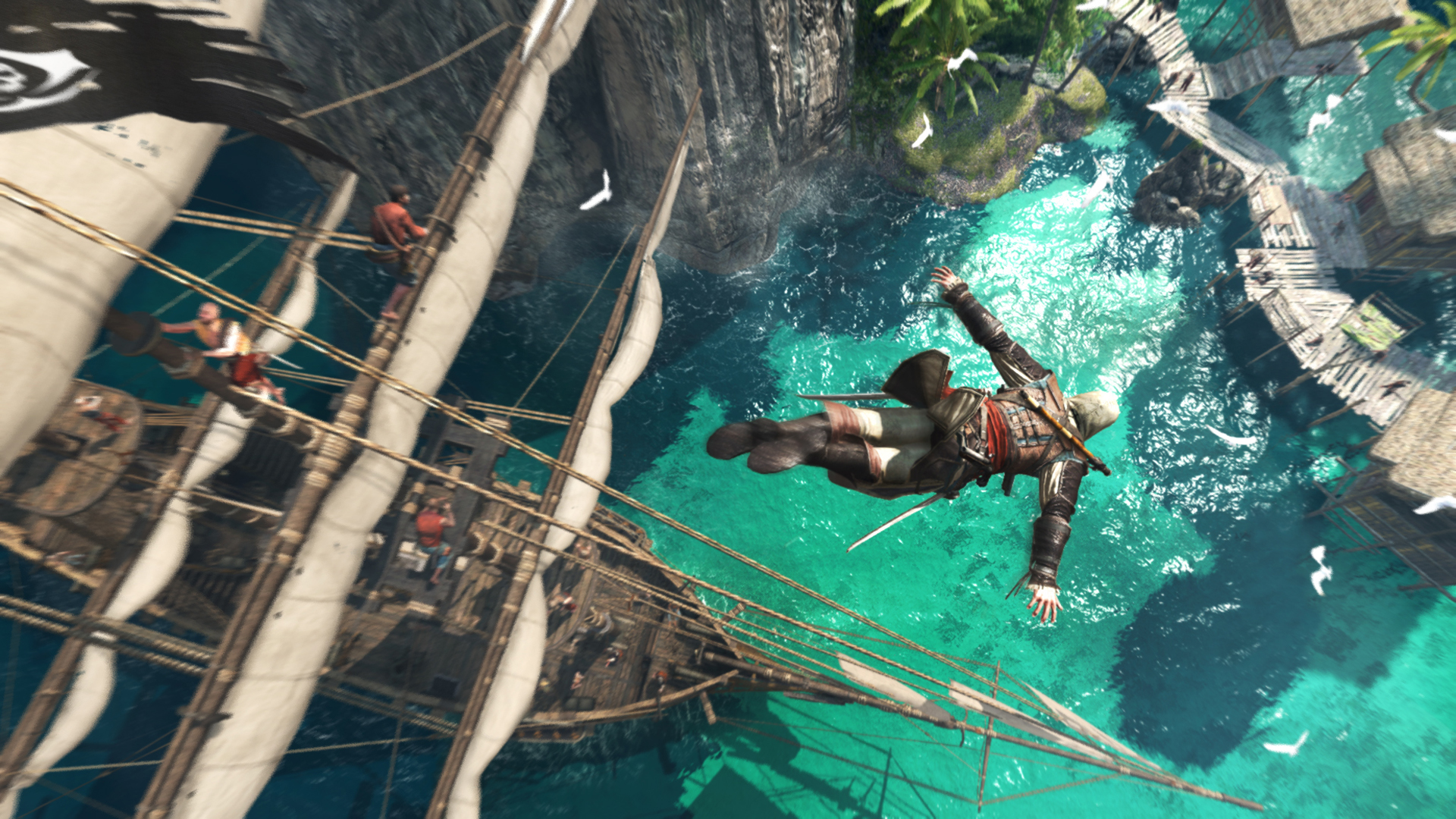 The Black Flag team is back for the new Assassin's Creed... here's why that  really, really matters | GamesRadar+