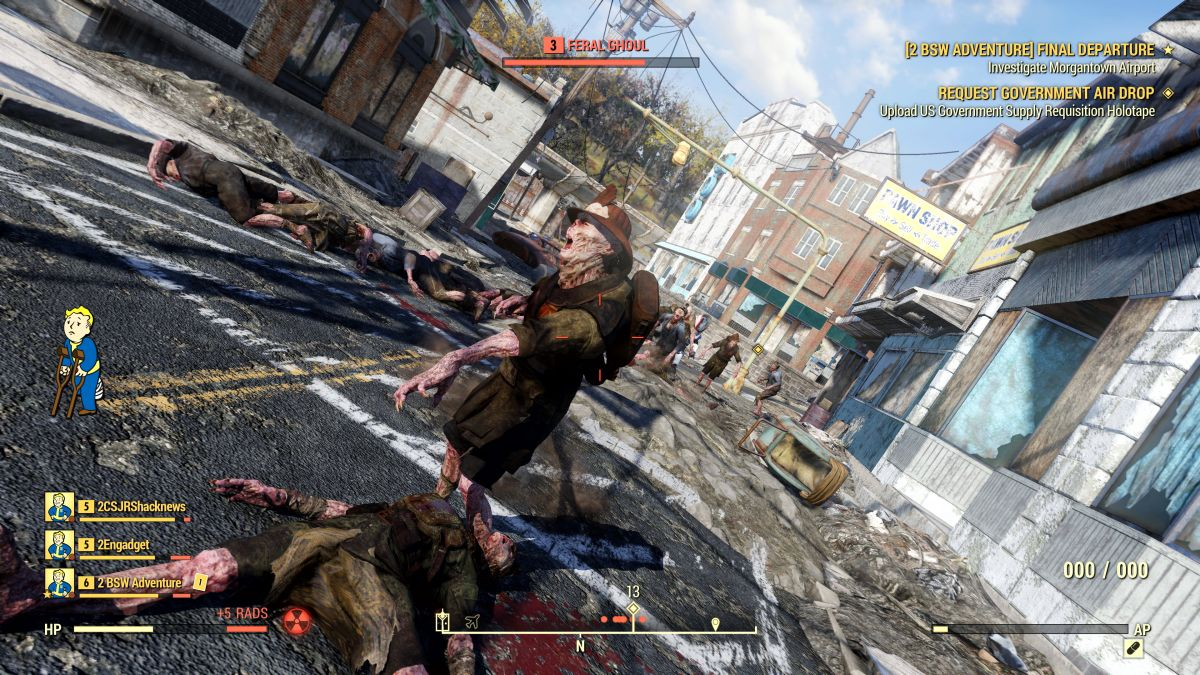 West Virginia officially embraces the inevitable flood of Fallout 76 tourists