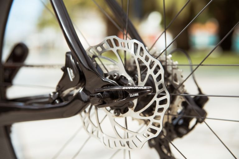 campagnolo disc brakes quick release 3