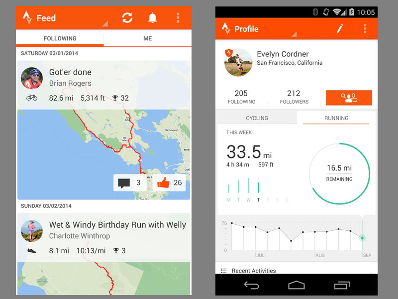 Strava Cycling App Best Apps For Iphone And Android