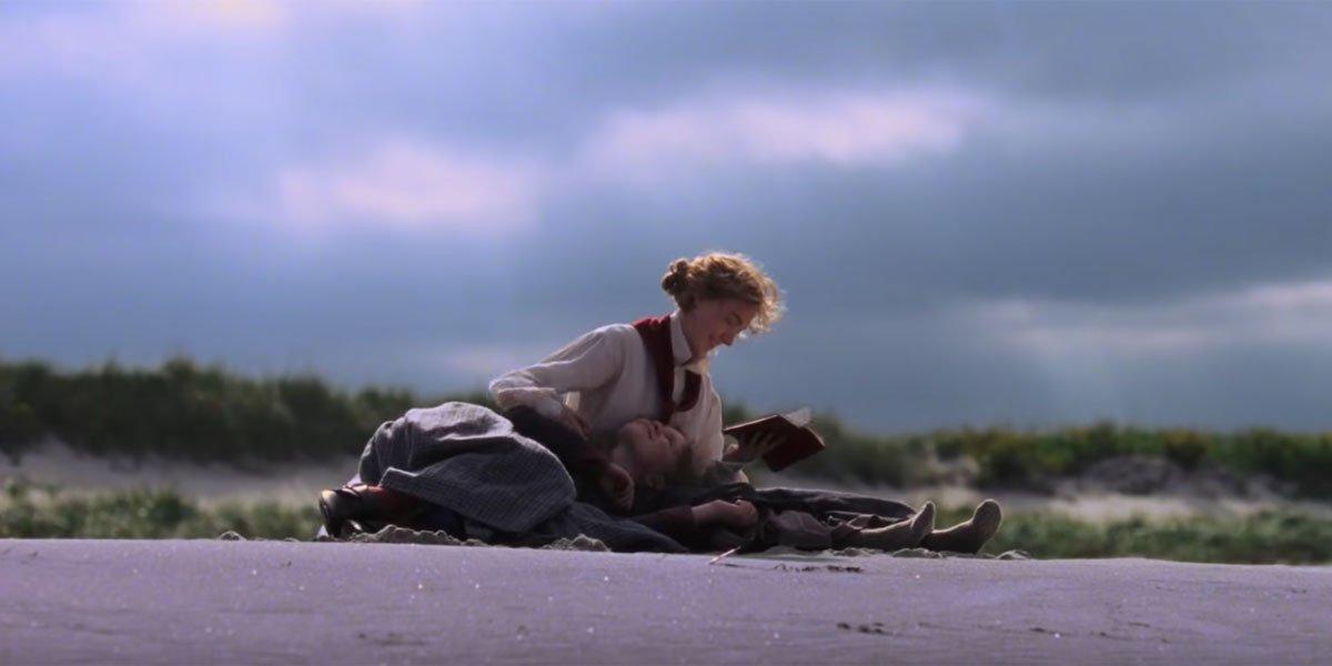 Beth before her death in Little Women 2019