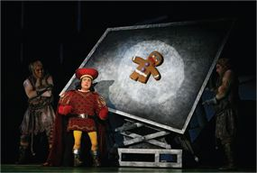 Scharff Weisberg Supports Shrek the Musical